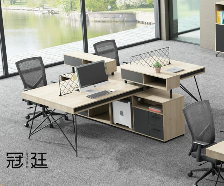 員工工位辦公桌