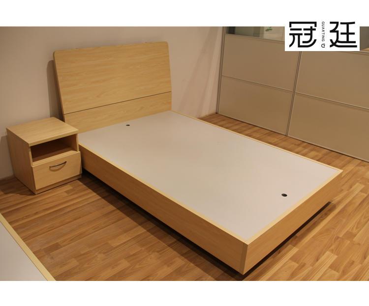 快捷连锁酒店家具(床)