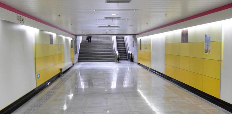 隧道无机预涂板