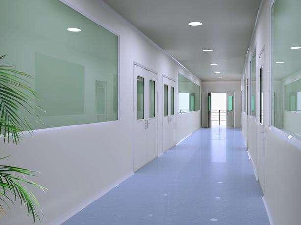 呼和浩特抗菌板——實驗室項目