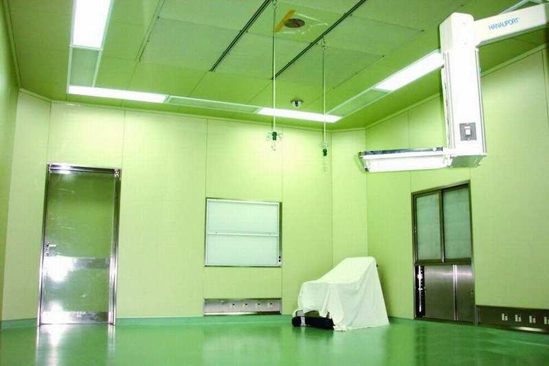 医疗行业洁净室介绍