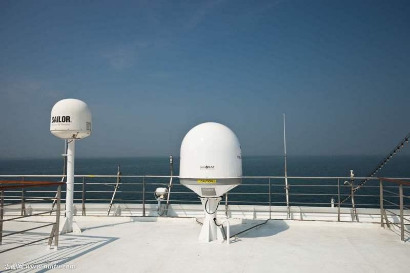 GPS天线在航运应用