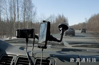 GPS技术在物流中的应用