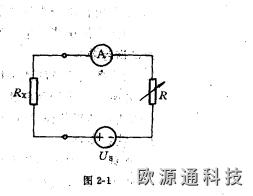 电阻的测量方法