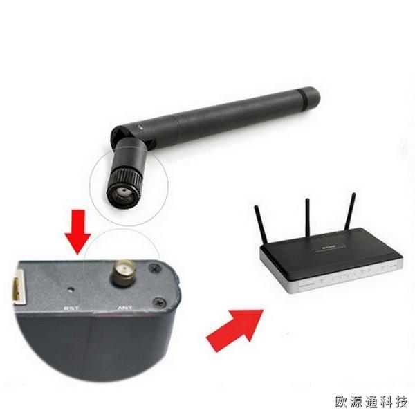 胶棒WiFi天线厂家