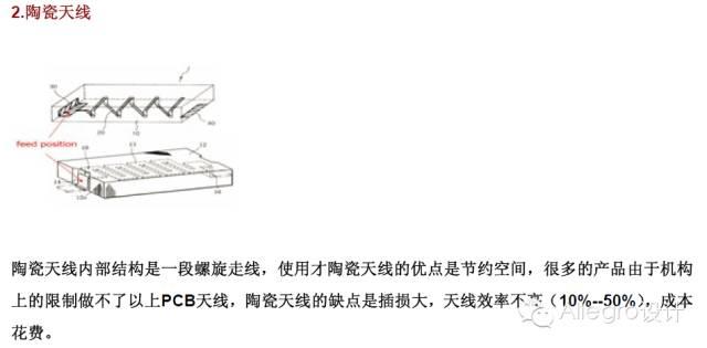 陶瓷天线设计