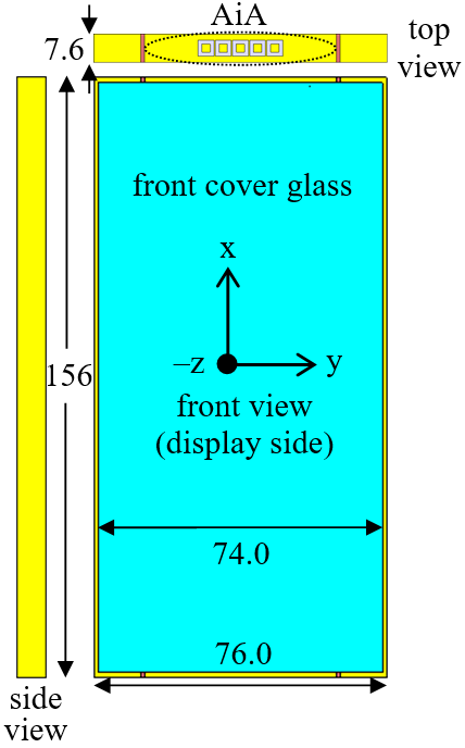 5G手机天线设计