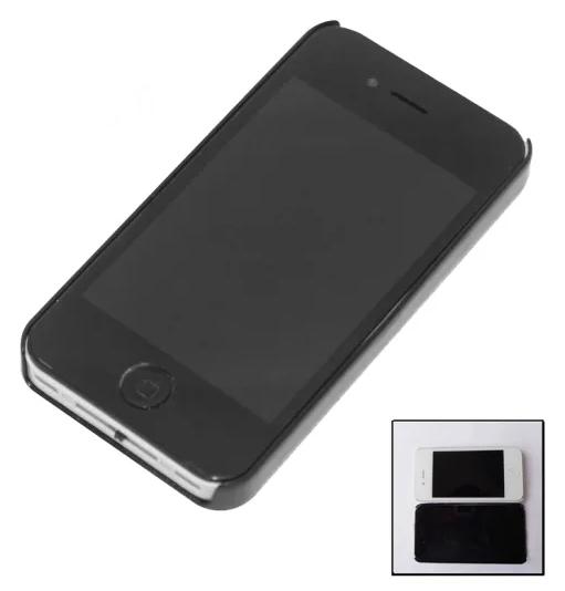 果粉防身必备圣品:iPhone 造型电击器!