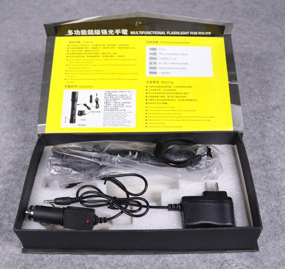 防身电击器的真实作用有哪些?