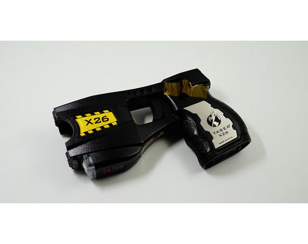 美国警用泰瑟X26C脉冲电击枪