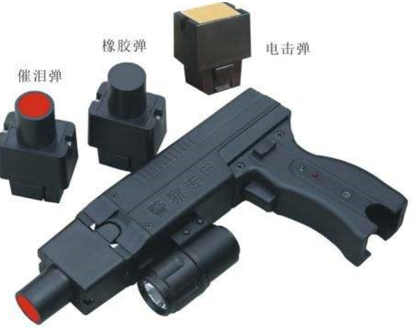 WD-20型远程防暴电击器