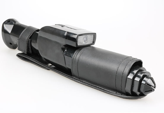 新型TW-09伸缩防身电击棍