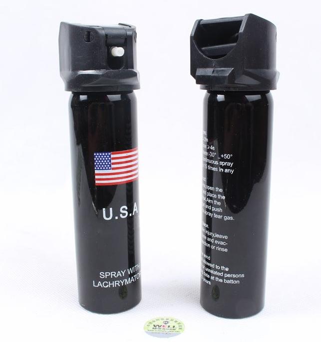 美国进口USA喷射防狼喷雾