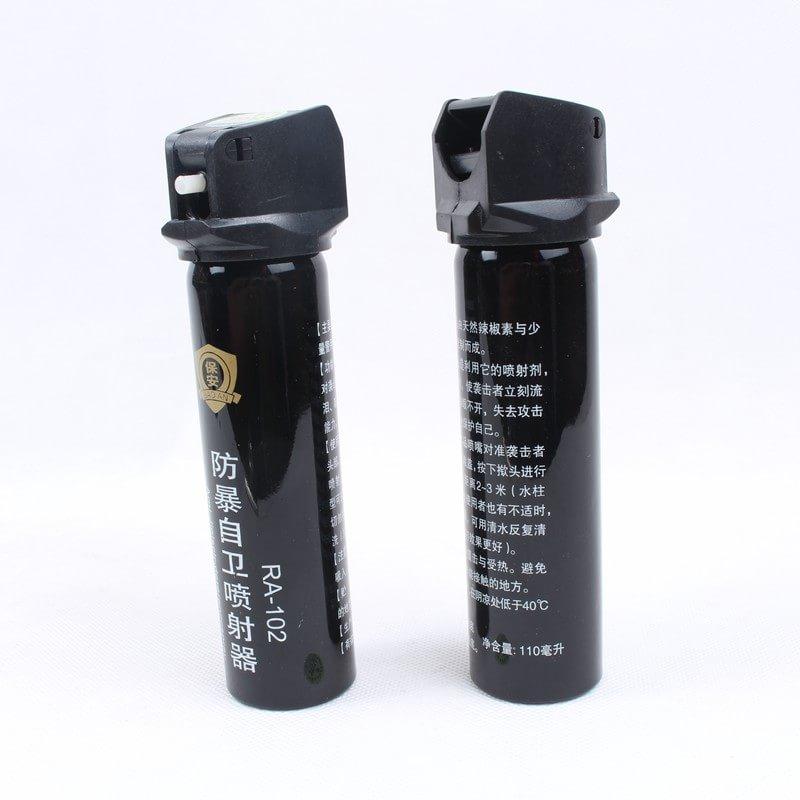 国产大容量水柱型保安喷雾