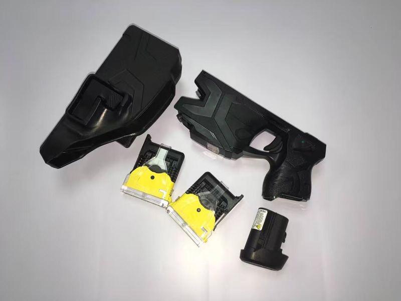 适合JC和安保人员使用的防身电击枪知识科普