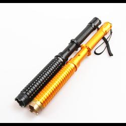新款黑鹰HY-X10伸缩电击棒