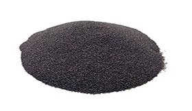 Black Aluminum Oxide 70 Grit Abrasive Media Suppliers