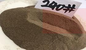 Brown Fused Aluminum Oxide Sandblasting Abrasive Italy