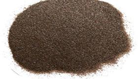 Brown Aluminum Oxide 120 Grit Blast Media Romania