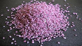 High Quality Pink Fused Alumina Factory South Korea