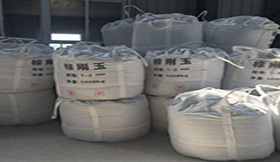 Brown Fused Alumina Mesh Size F4 Suppliers USA
