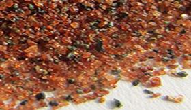 High Quality Garnet 120 Mesh Suppliers Indonesia