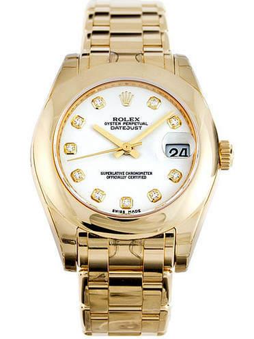 劳力士日志型 经济实用型手表