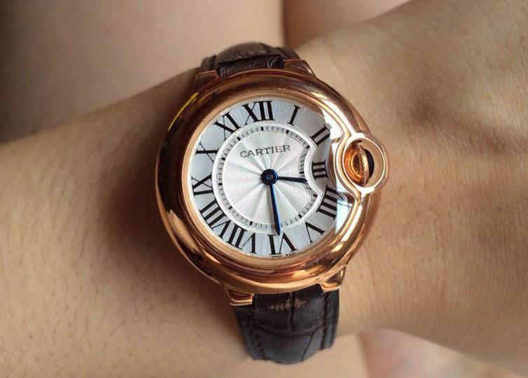 我们买得起n厂的卡地亚手表吗?价格行情如何?