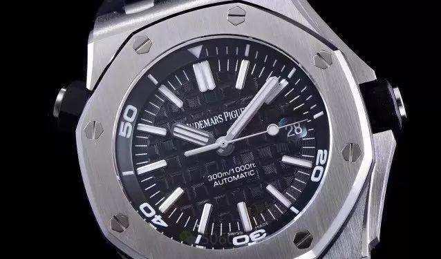 jf和n厂的爱彼对比一下,哪个厂家生产的腕表好呢?