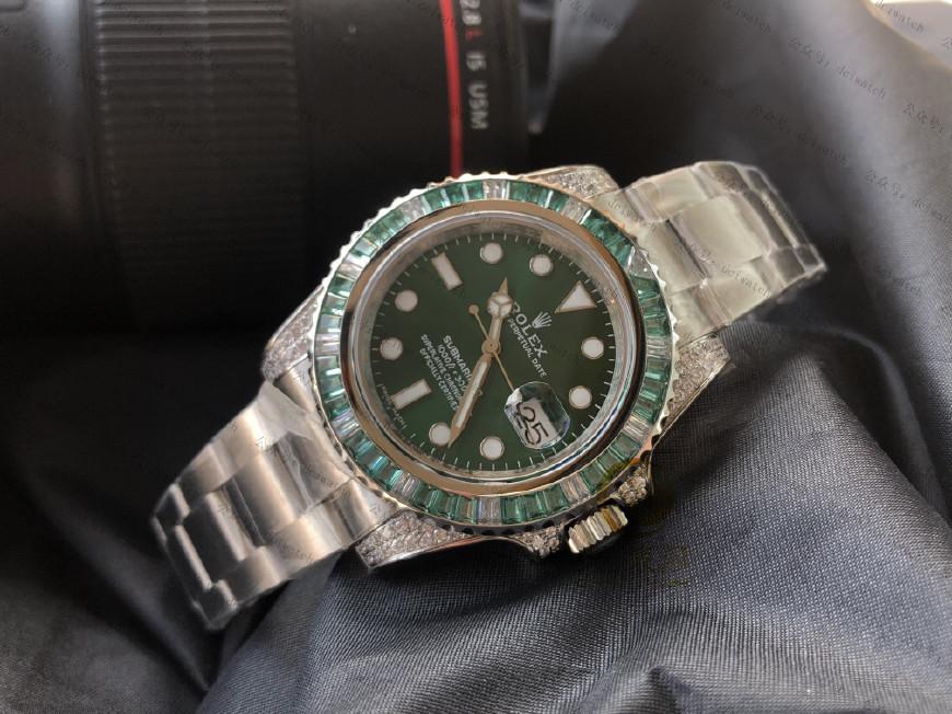 劳力士手表——时间的生命意志