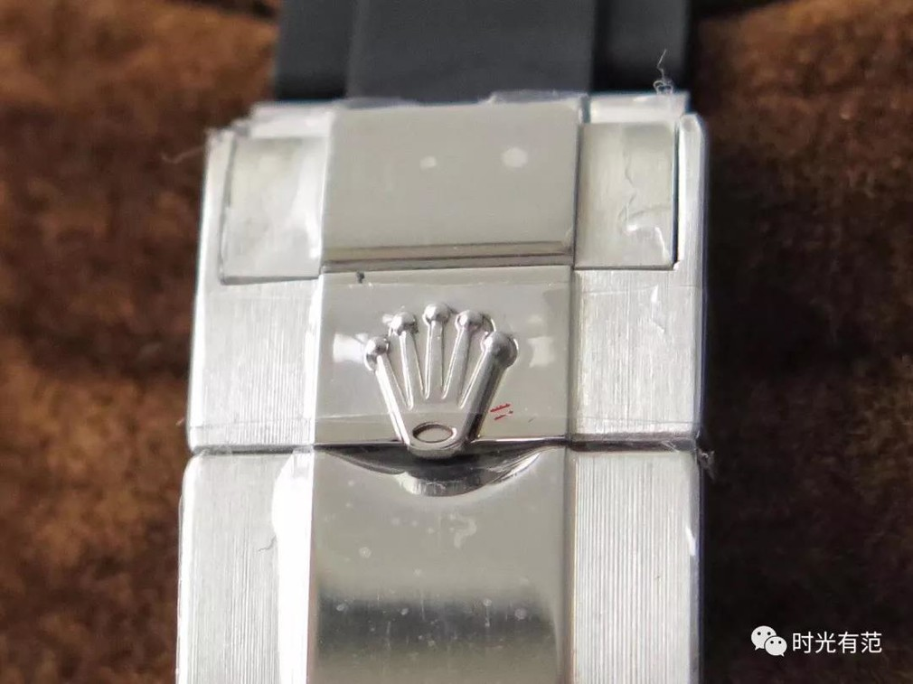 N厂904钢劳力士迪通拿灰面熊猫迪M116519腕表详解评测