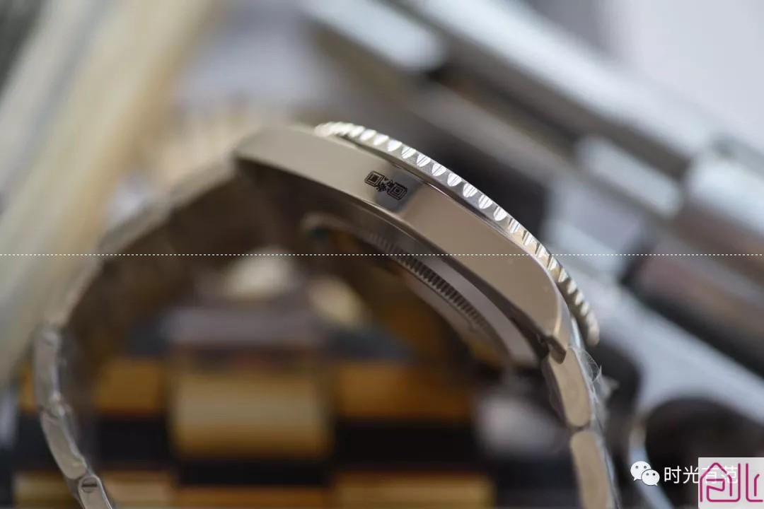 劳力士116719GMT红蓝可乐圈-GM厂DJ厂可乐圈评测对比