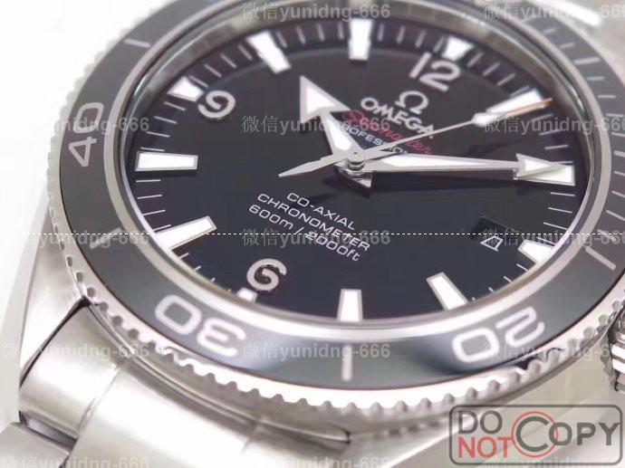 N厂神器欧米茄海马系列海洋宇宙1948限量款腕表评测