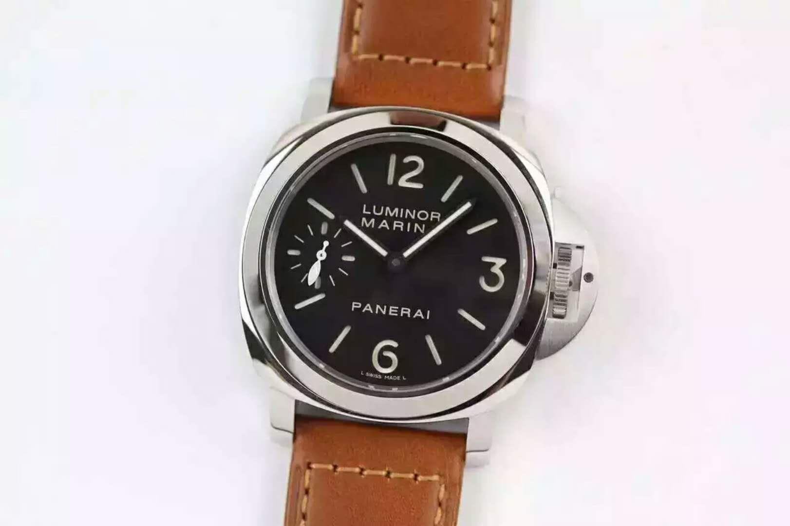 N厂高仿沛纳海PAM111皮表带手表表带攻略