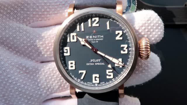 cf厂手表好还是n厂 都是出色的复刻表品牌