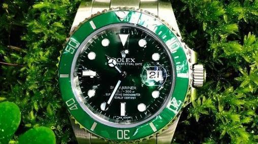 ar绿鬼和N厂产中对手表的零件有更高的要求