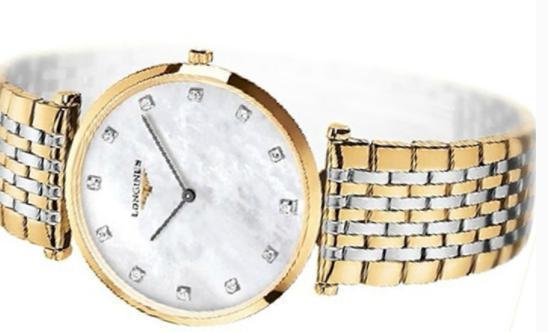 买浪琴手表选择浪琴手表嘉岚机芯