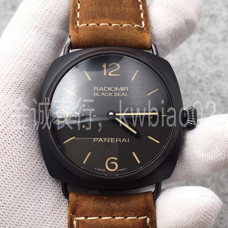 VS厂沛纳海PAM505,让人惊叹的经典复刻表