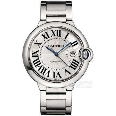 卡地亚蓝气球女士超薄手表,轻盈质感大评测
