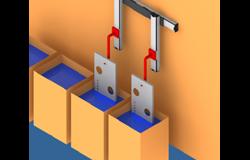 直线运动模组应用于表面处理