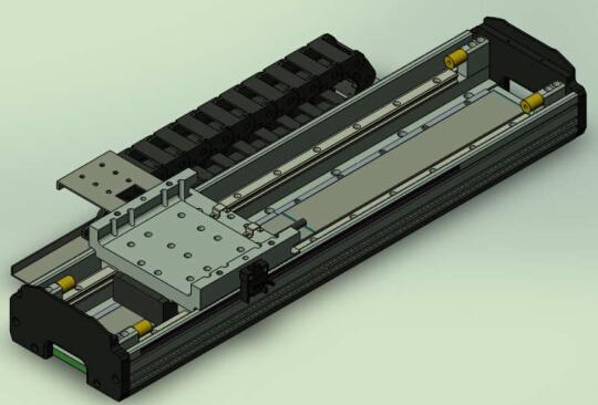 直线电机技术