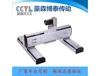CCTL线性模组 滑台在激光切割机上的应用