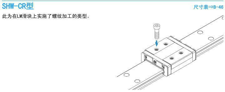 thk直线导轨