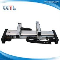 XY双滑座线性模组机械手