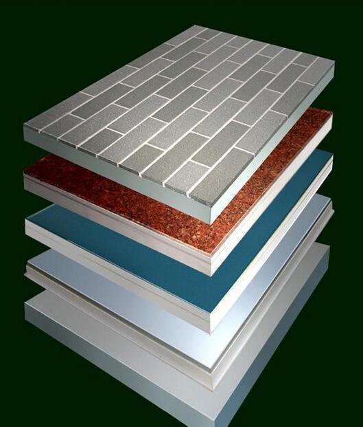 整体保温装饰一体板施工方法