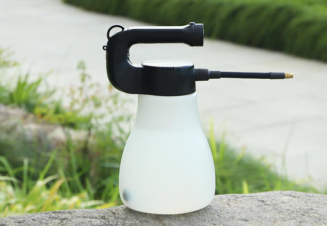 电动喷壶直流气泵马达应用案例
