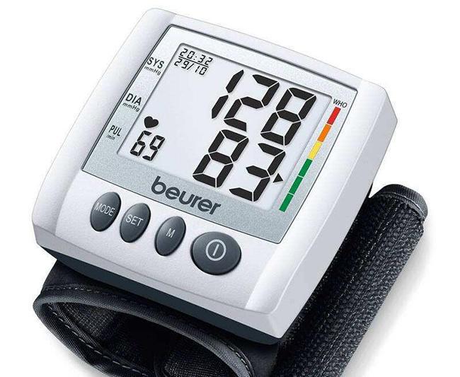 血压仪气泵直流马达应用案例