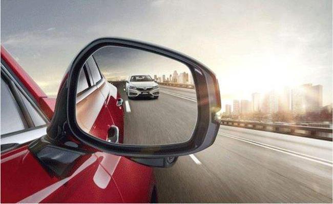 汽车后视镜减速马达应用案例