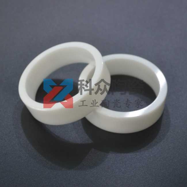 氧化锆精密陶瓷加工成品(精密陶瓷环)