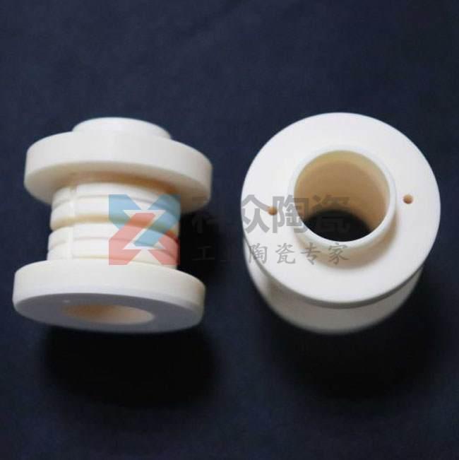 科众工业精密陶瓷生产厂家产品(氧化铝精密陶瓷结构件)